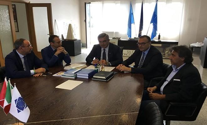 Accordo tra Regione Abruzzo e Adsp
