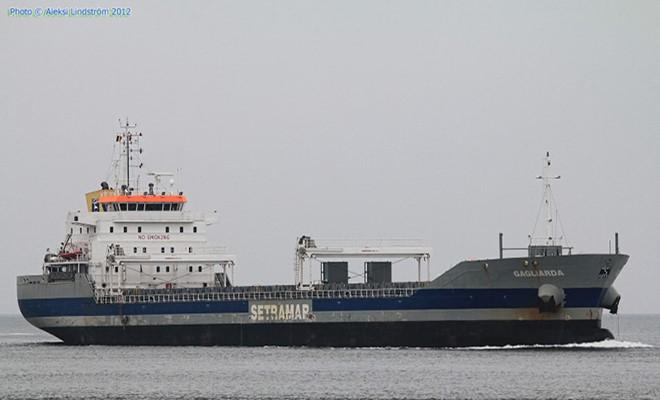 Setramar vende la nave Gagliarda