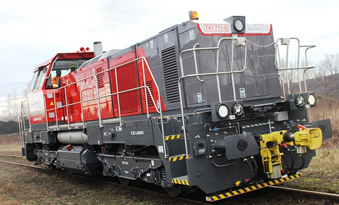 Dinazzano Po acquista due locomotive CZ Loko