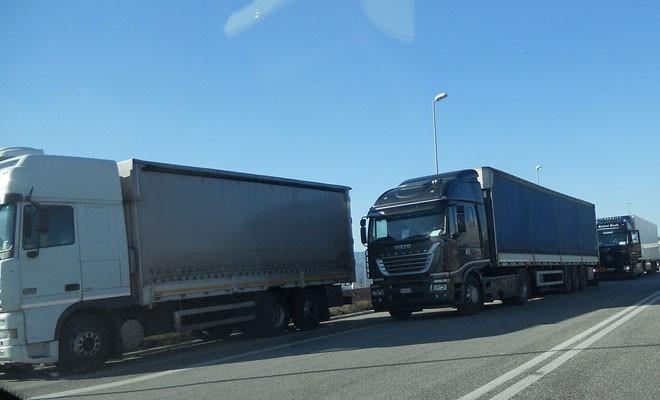 Logistica, sciopero generale  a fine mese