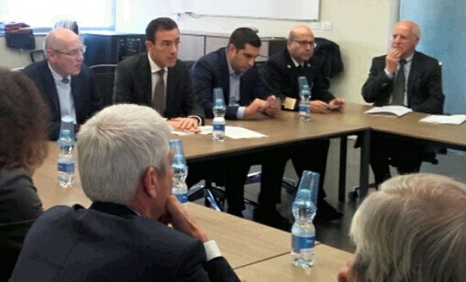 """Per Bodewig """"le aree asset strategico del porto di Ravenna"""""""