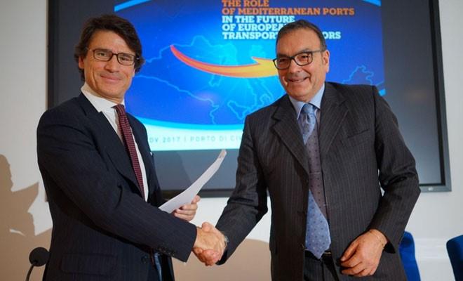 Accordo di cooperazione per il corridoio Adriatico -Tirreno
