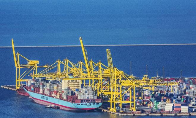 Bimestre in calo per il porto di Trieste, Venezia +10%