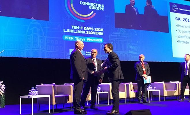 Firmato a Lubjana, il finanziamento Europeo di oltre 37 milioni