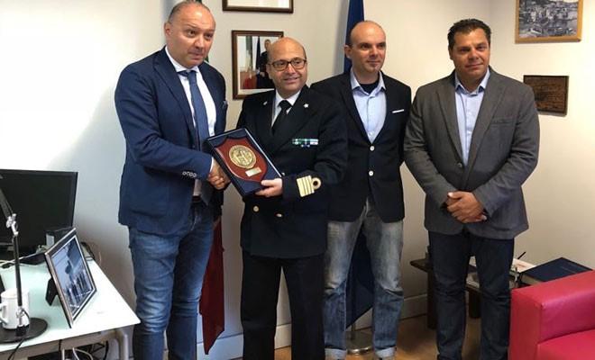 Gruppo Ormeggiatori, Armari nuovo presidente
