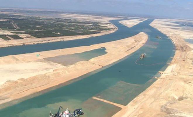 Canale di Suez, nel 2017 incremento del 4,3%
