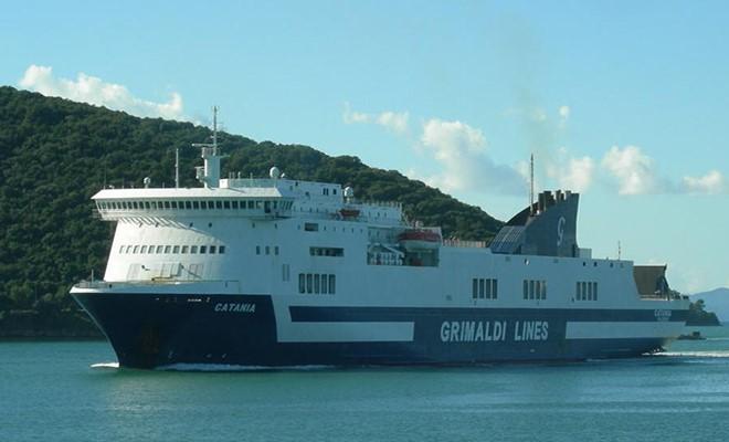 Grimaldi, più linee da Brindisi alla Grecia