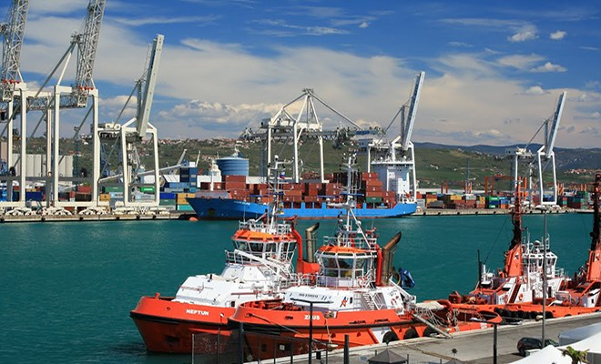 Nuova Via della Seta, inserito il porto di Koper