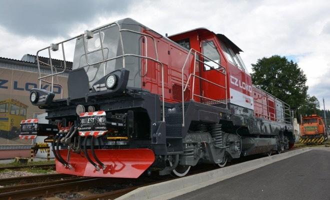 Locomotive Cz Loko operative da fine anno