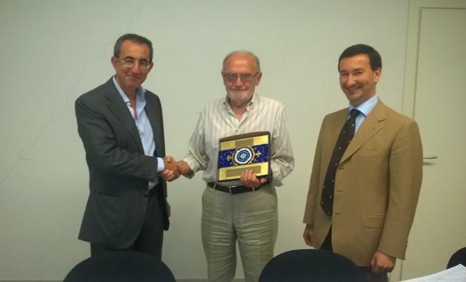 Carlo Alberto Borghesi lascia la presidenza della Docks Cereali