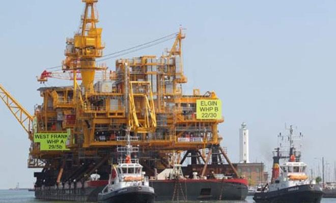 Rosetti costruirà piattaforma per il Mare del Nord