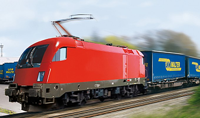 Inaugurato il treno intermodale Cervignano-Rostock