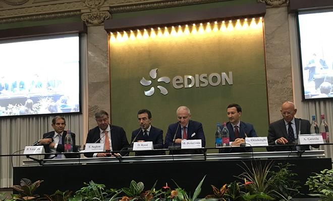 Edison e PIR creano la newco Depositi Italiani GNL
