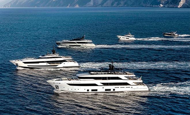 Ferretti Group sempre al top della nautica mondiale