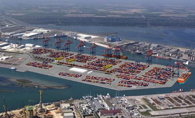 Sapir, il nuovo terminal container torna una priorità