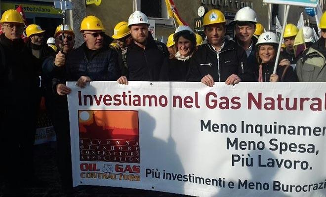 Oil&Gas, il 16 marzo manifestazione nazionale