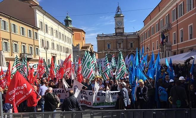 Gas, prove di dialogo de Pascale-Salvini