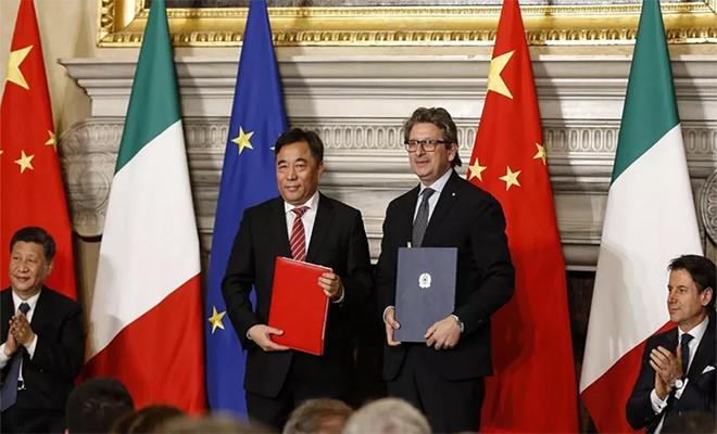 Porto di Trieste, firmato accordo di cooperazione con la Cina