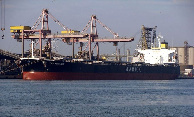 Italian Port Days 2019, venerdì visita al porto in nave