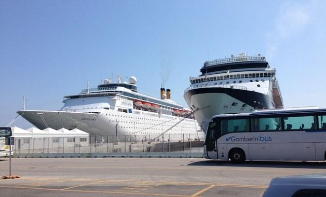 Italian Cruise Day prevede per Rtp 85mila croceristi nel 2020