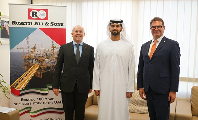 Rosetti Marino sbarca negli Emirati Arabi