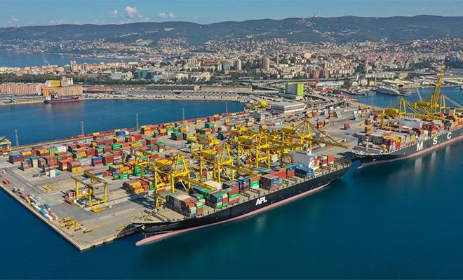 L'Unione Europea sostiene lo sviluppo del porto