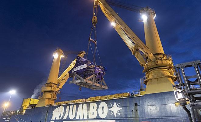 Impiantistica offshore, nuovo imbarco alla Sapir