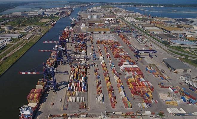 Effetto Cina sul calo dei container