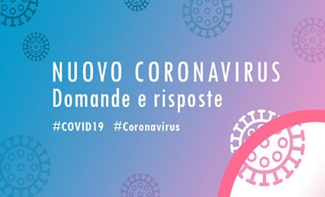 Coronavirus, le nuove misure di prevenzione e contrasto