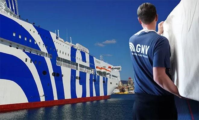Coronavirus, traghetto GNV diventa ospedale galleggiante