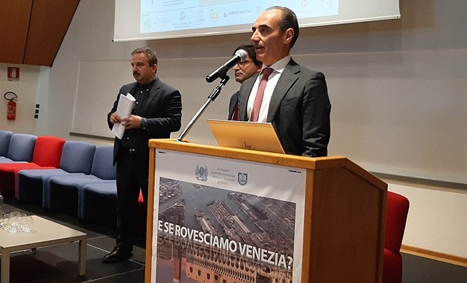 Alessandro Santi nuovo presidente Federagenti