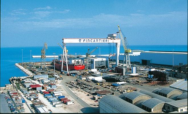 Regione Veneto, approvato un nuovo accordo di programma con Fincantieri