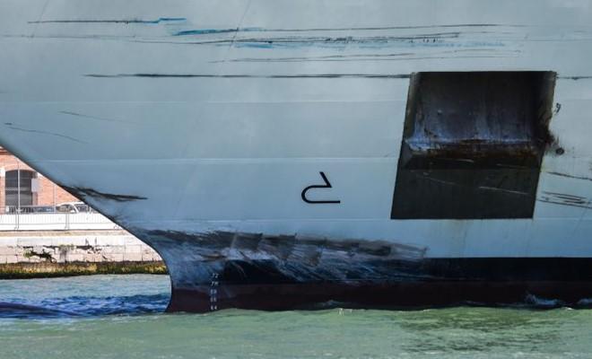 41 le navi danneggiate irrimediabilmente nel 2019