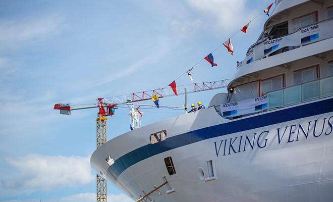 """Varata la """"Viking Venus"""""""