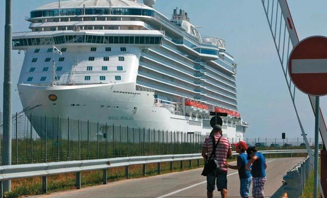 Da maggio il terminal home port di Royal Caribbean