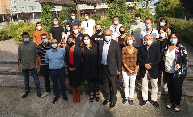 Riprendono le visite degli studenti al Gruppo Sapir