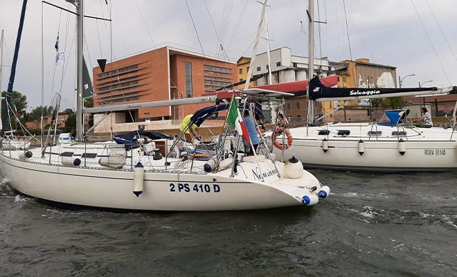 A Sapir e RYC i trofei di Navigare per Ravenna