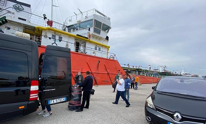 I marittimi azeri del Gobustan tornano a casa