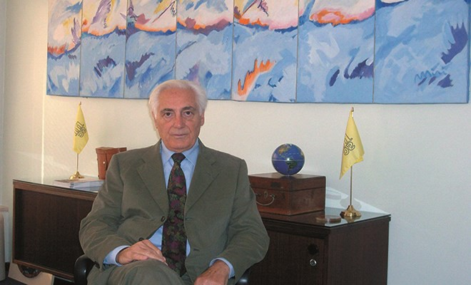 Il premio Master of Shipping a Norberto Bezzi