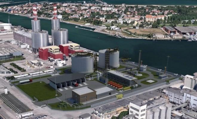 Socio spagnolo per il deposito Gnl sul porto