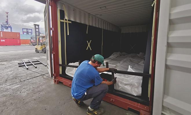 Tcr, cresce traffico container con flexitank per chimici e alimentari