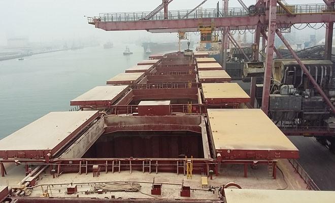 In ottobre il porto perde il 16,7%
