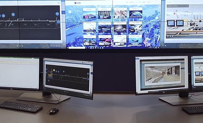 Il Fleet Operating Centre di RINA approda al Pireo