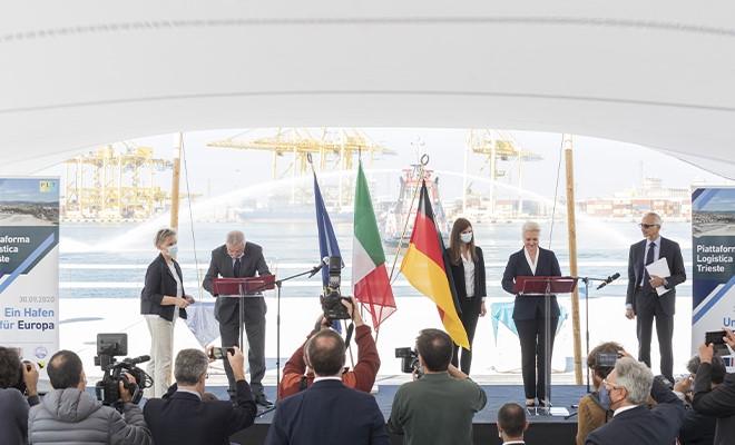 Piattaforma logistica: arriva un nuovo partner europeo