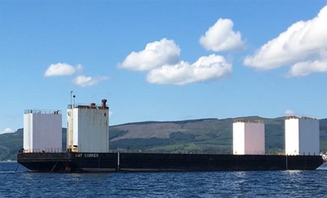 Alla Rosetti il pontone semisommergibile Amt Carrier