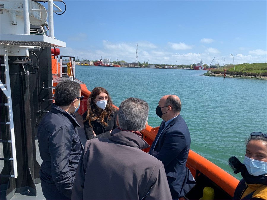 """Il M5S: """"Hub portuale in linea con la sostenibilità"""""""