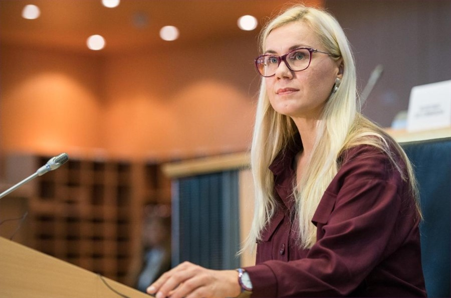 Anche Kadri Simson, commissario UE all