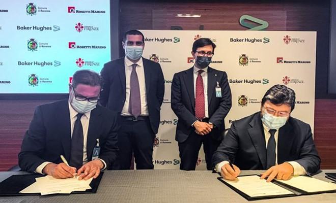 Grande alleanza tra Rosetti Marino e Baker Hughes per la CO2