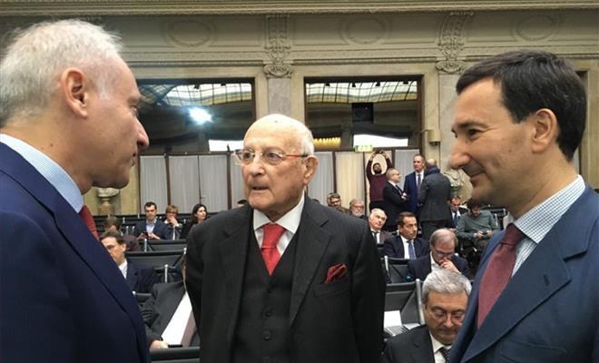 """Bonaccini: """"Ottolenghi,  imprenditore illuminato e uomo coraggioso, testimone dei valori di pace"""""""