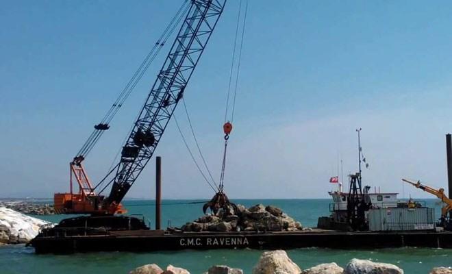 Cmc, lavori portuali per 30 milioni